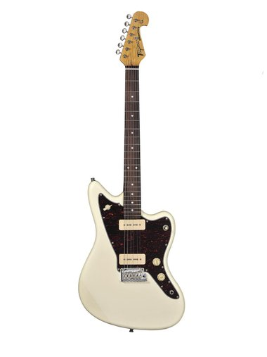 Guitarra Tagima Serie Woodstok TW-61 Jazzmaster Jaguar Branco Vintage