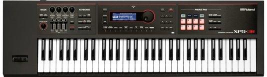 Teclado Sintetizador Roland Xps 30 com 61 Teclas