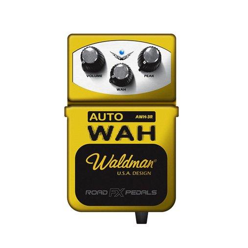 Pedal Para Guitarra Waldman Auto Wah AWH-3R Road FX Series