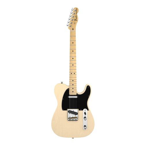 Guitarra Fender Telecaster American Special 011 5802 307 Vintage Blonde Com Gig Bag