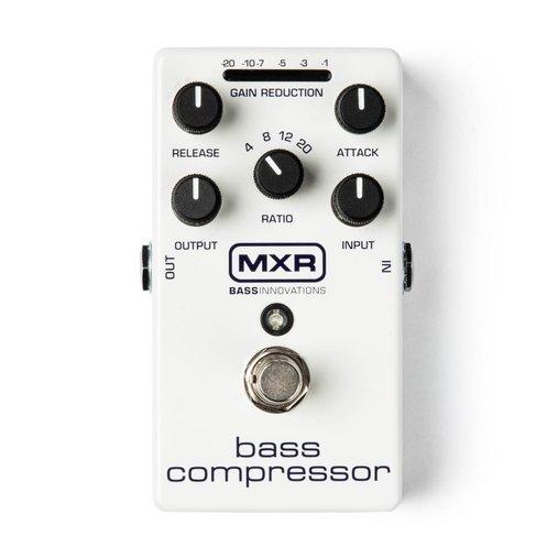 Pedal Para Contra Baixo Mxr Bass Compressor M87 Dunlop