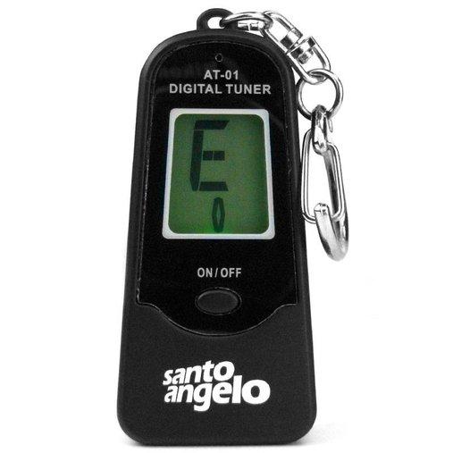 Afinador Cromático Chaveiro Santo Angelo At-01