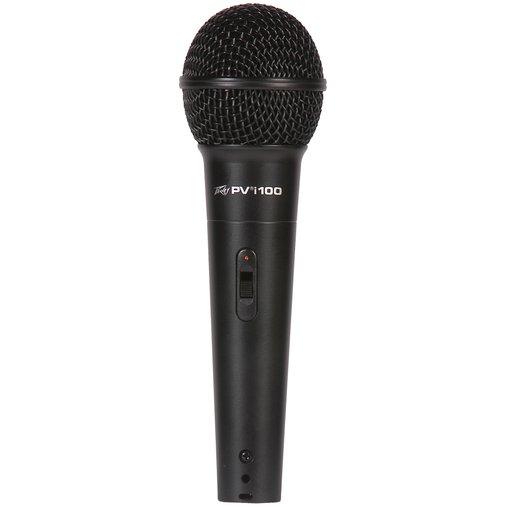 Microfone Pevaey Dinâmico De Mão Com Fio Pevaey PV- 100 Acompanha Cabo XLR/XLR