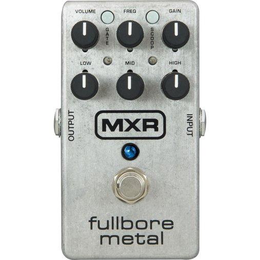 Pedal Para Guitarra Mxr Dunlop Fullbore Metal Distortion M116
