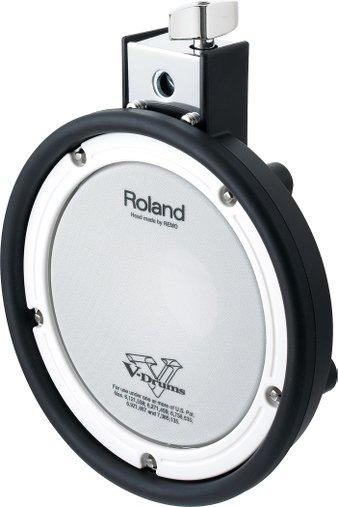 Pad para Bateria Eletrônica Roland PDX-6 Roland V-Drums Dual Trigger Pad