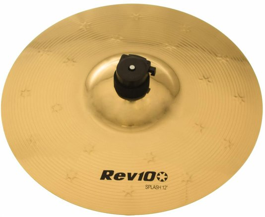 "Prato para Bateria Orion Rev 10 Type Splash 12"" RV12SP Bronze B10"