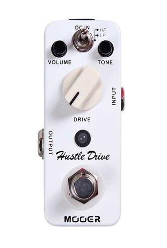 Pedal Para Guitarra Mooer Hustle Drive Distortion Micro Series Com True Bypass