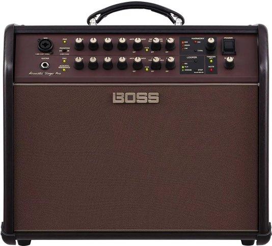 Amplificador Acs Acústico Acoustic Singer Pro Boss 120 Watts