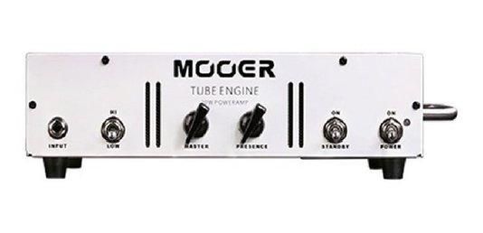 Amplificador Cabeçote Mooer Te20 20w Poweramp Valvulado