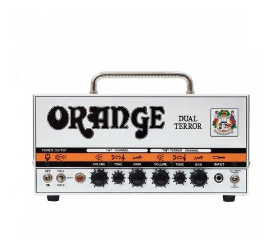 Amplificador Cabeçote Orange Dual Terror 30w Valvulado Nf
