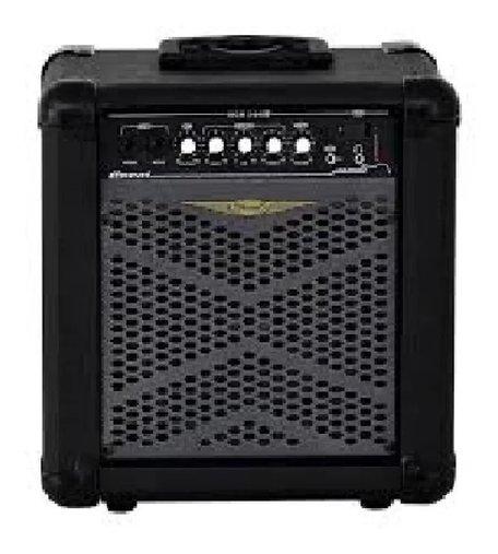 Amplificador Cubo Contra Baixo Oneal Ocb 206x  20w Rms C/ Nf