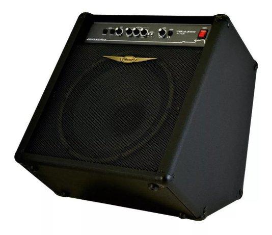 Amplificador Cubo Contra Baixo Oneal Ocb 500n Cr 140Wrms