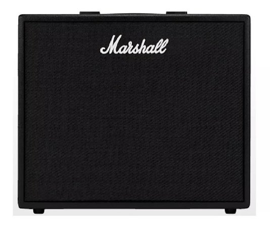Amplificador Cubo Guitarra Marshall Code 50
