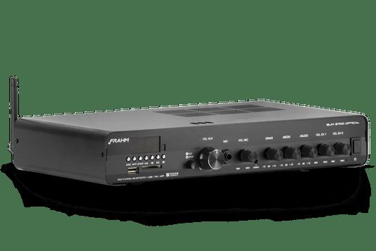 Amplificador Frahm Misturador Slim 3700 App 240wrms