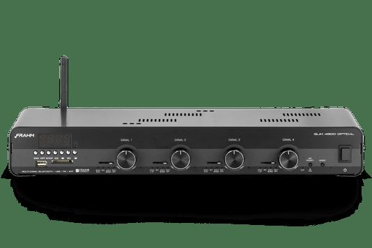 Amplificador Frahm Misturador Slim 4500 App 480wrms