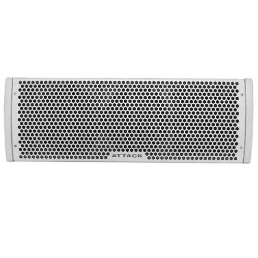 Caixa Acústica Attack Line Array 2x6 350wrms 206 Vrv Branca