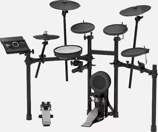 Bateria Eletrônica Roland Td-17kl V-drums Td17kl