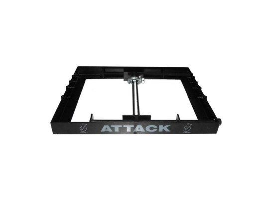 Bumper Attack Vrv 206 Preto Vertical Array
