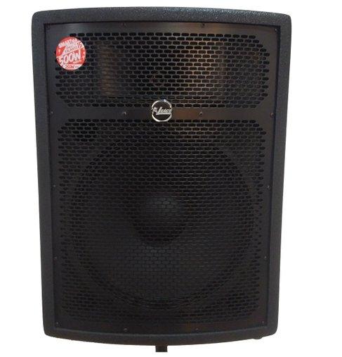 Caixa Acústica Ativa Leacs Smart 15 250wrms