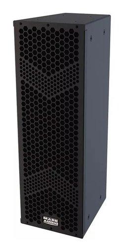 Caixa Acústica Ativa Mark Audio Hmk6b 2x6p  500w - C/ Nfe