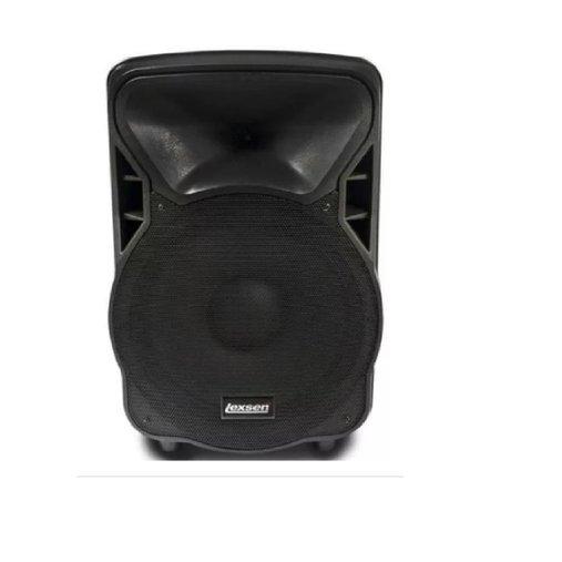 Caixa Acústica Lexsen Ls-15bt 100w Rms Bivolt  C/ Bluetooth