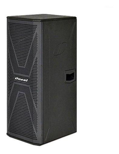 Caixa Acústica Oneal Opb 3800 1000w Rms Preta