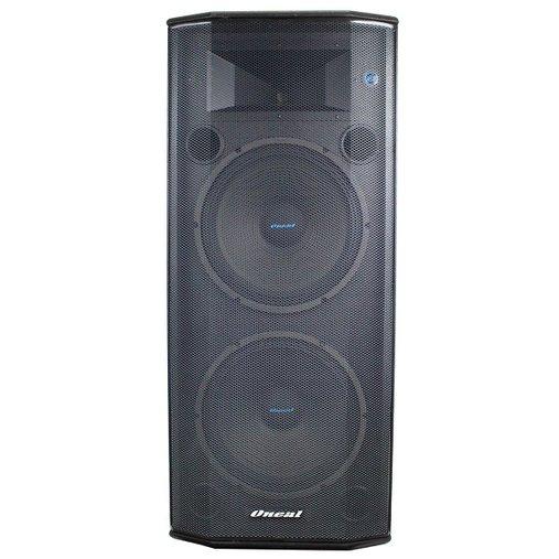 Caixa Acústica Oneal Opb 5060 650w Rms 2x15 Pol