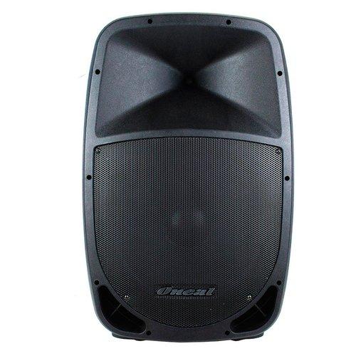 Caixa Acústica Oneal Opb1115 Bt Bluetooth 220w Rms