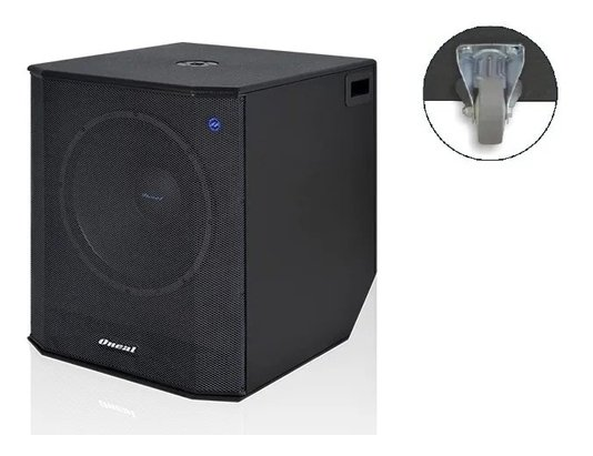 Caixa Acústica Oneal Passiva Obsb 3800 Sub 18pol. 450w Rms