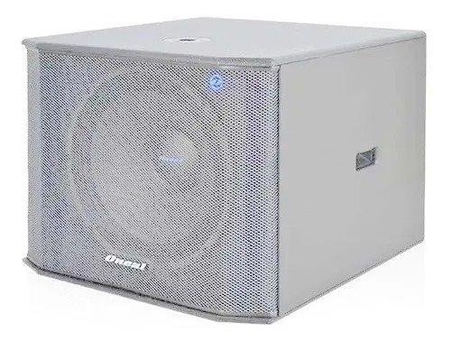 Caixa Acústica Passiva Oneal Obsb 3218 Sub18 300w Rms Branca