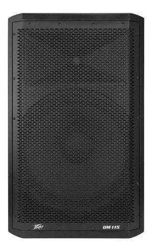 Caixa Acústica Peavey Ativa Dark Matter Dm115 Bi-ampli 660w