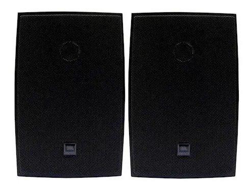 Caixa Acústica Som Ambiente Parade Jbl C521 Preta Par C/nf