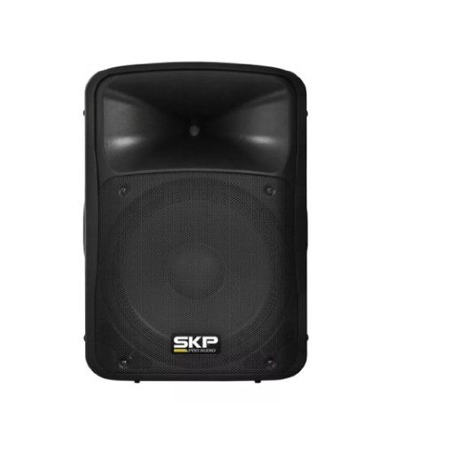 Caixa Amplificada Ativa Skp Sk4p 15'' Bluetooth Usb