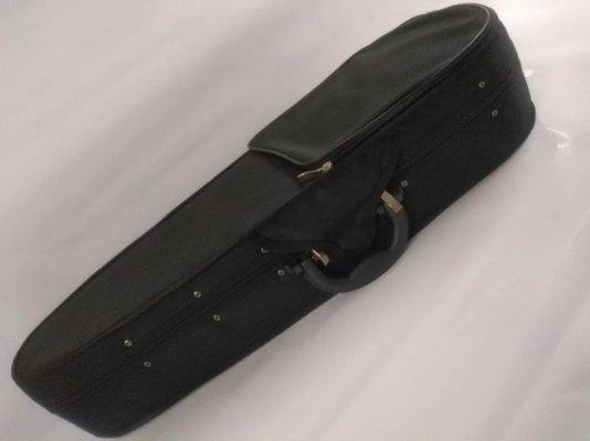 Case P/ Ukulele Núcleo Musical Uc P21 Cor Preto - C/ Nfe