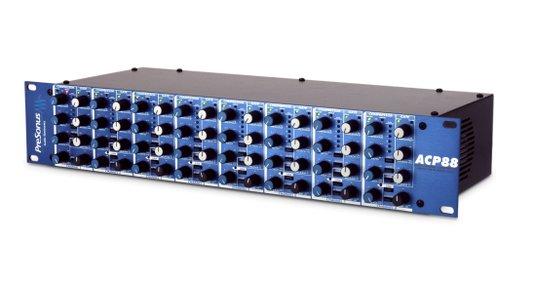 Compressor Áudio 8 Canais Presonus Acp88 Outlet