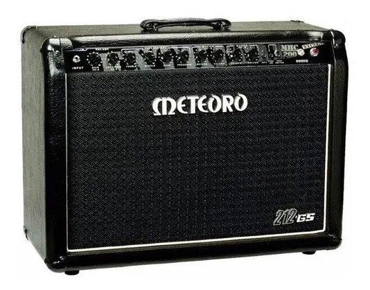 Cubo Amplificado P/ Guitarra Meteoro Mhc200 Extreme Andreas