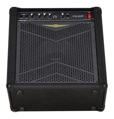 Cubo Amplificador Contra Baixo Oneal Ocb 400 X 120w Rms C/nf