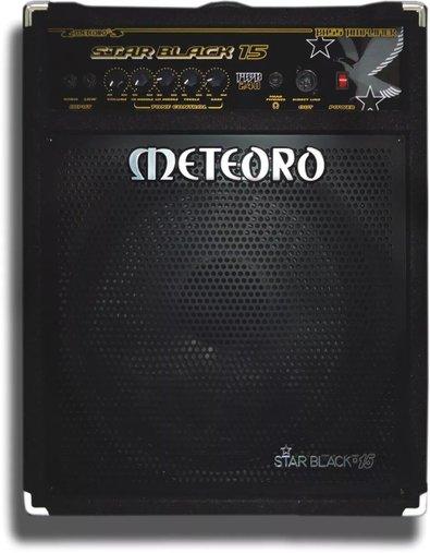 Cubo Amplificador Meteoro Star Black 15 Para Baixo 240w Rms