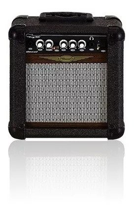 Cubo Para Guitarra Oneal Ocg 50 Cr 20w Rms - Preto