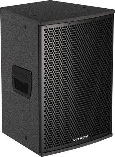 Caixa Acústica Attack VRF 1220 Passiva AF 12 Drive Titanium 200 Wrms Preta