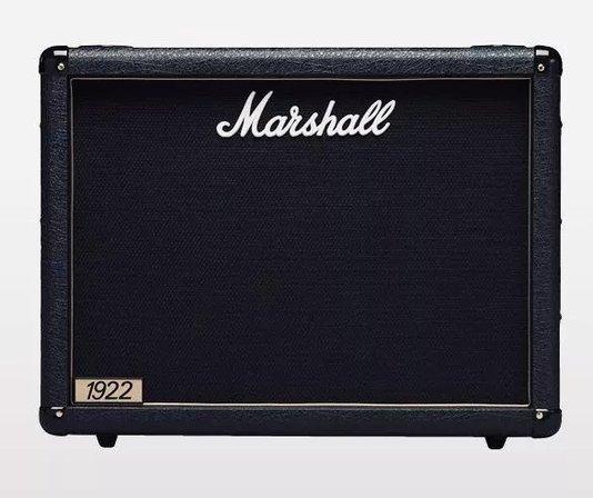 Gabinete Caixa Guitarra Marshall 1922 E 2x12'' Celestion
