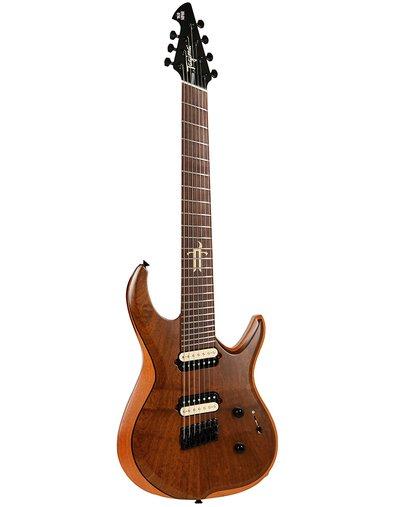 Guitarra 7 Cordas Tagima Brasil True Range Natural