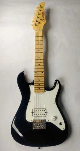 Guitarra Condor Infantil Rx1 Toys Club Preta Capa Acessorios