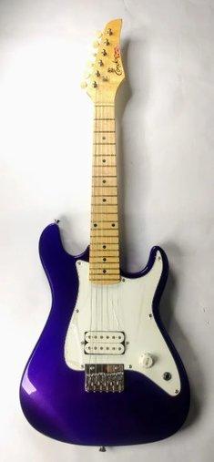 Guitarra Condor Infantil Rx1 Toys Club Roxa Outlet Acessorios