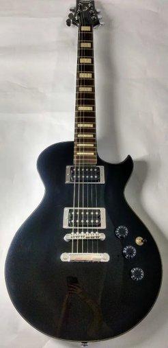 Guitarra Ibanez Art 100dx 100 Dx Mogno Preta C/ Nota Fiscal