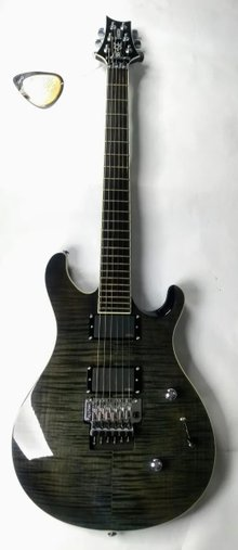 Guitarra Prs Serogb Se Toreiro Cinza C/ Bag C/ Nota Fiscal