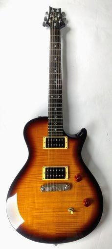 Guitarra Prs Sescts Se Singlecut Sunburst C/ Bag e  Nota Físcal