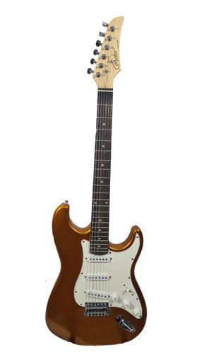 Guitarra Strato Condor Rx10 Gdn Dourada