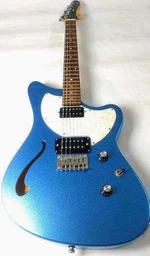 Guitarra Tagima Semi Acústica Jet Blues Lake Placid Blue Nfe