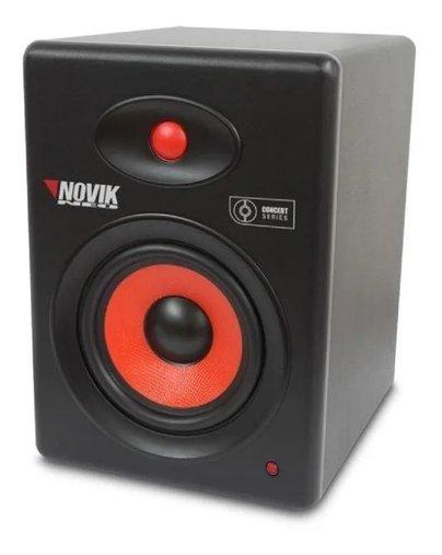 Monitor De Referência Caixa P/ Studio Novik Neo Concert 5 Nf